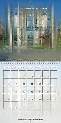 Digital Art BERLIN (Wall Calendar 2019 300 × 300 mm Square) - Produktdetailbild 4