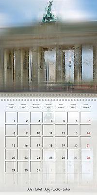 Digital Art BERLIN (Wall Calendar 2019 300 × 300 mm Square) - Produktdetailbild 7