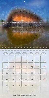 Digital Art BERLIN (Wall Calendar 2019 300 × 300 mm Square) - Produktdetailbild 5