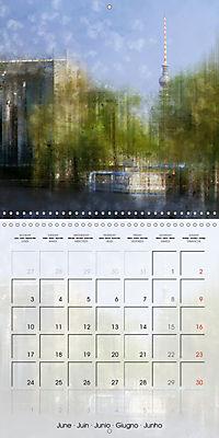 Digital Art BERLIN (Wall Calendar 2019 300 × 300 mm Square) - Produktdetailbild 6