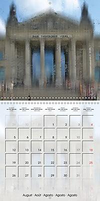 Digital Art BERLIN (Wall Calendar 2019 300 × 300 mm Square) - Produktdetailbild 8