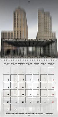 Digital Art BERLIN (Wall Calendar 2019 300 × 300 mm Square) - Produktdetailbild 12