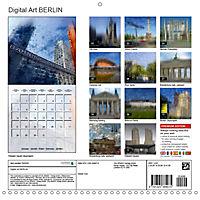 Digital Art BERLIN (Wall Calendar 2019 300 × 300 mm Square) - Produktdetailbild 13