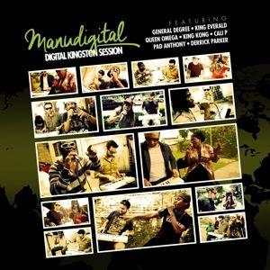 Digital Kingston Session (+Download) (Vinyl), Manudigital