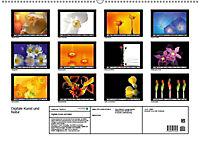 Digitale Kunst und Natur (Wandkalender 2019 DIN A2 quer) - Produktdetailbild 13