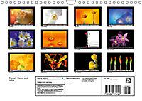 Digitale Kunst und Natur (Wandkalender 2019 DIN A4 quer) - Produktdetailbild 13