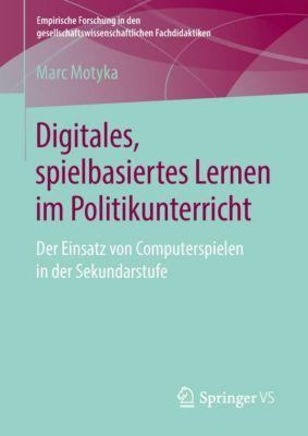 Digitales, spielbasiertes Lernen im Politikunterricht - Marc Motyka pdf epub