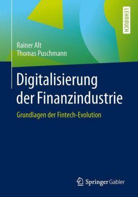 Digitalisierung der Finanzindustrie Buch versandkostenfrei