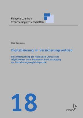 Digitalisierung im Versicherungsvertrieb, Lisa Kammann