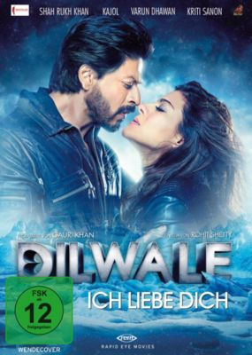 Dilwale - Ich liebe Dich, Shah Rukh Khan