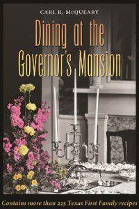 Dining at the Governor's Mansion, Carl McQueary