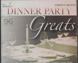 Dinner Party Greats, Diverse Interpreten