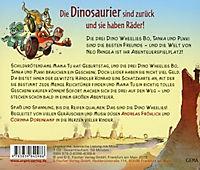 Dino Wheelies Band 1: Die Schatzsuche (Audio-CD) - Produktdetailbild 1