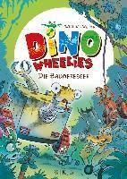 Dino Wheelies Band 3: Die Baumfresser, Matthias Weinert