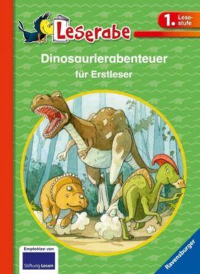 Dinoabenteuer für Erstleser, Claudia Ondracek, Martin Klein