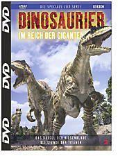 Dinosaurier - Im Reich der Giganten: Die Specials zur Serie, Bbc Dokumentation
