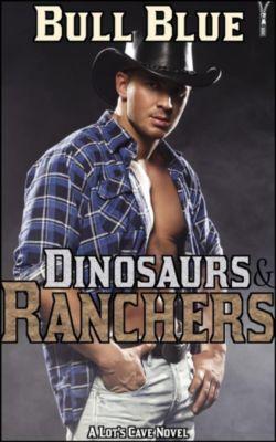 Dinosaurs & Ranchers, Bull Blue
