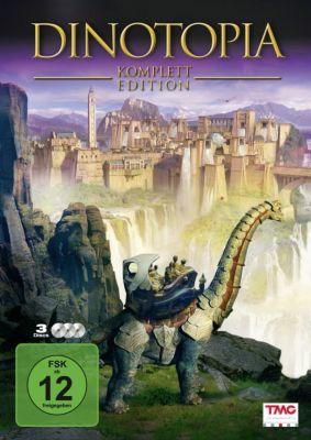 Dinotopia - Komplett-Edition, James Gurney