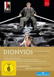 Dionysos-Eine Opernphantasie, Metzmacher, Erdmann, Kränzle