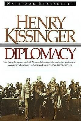 Diplomacy, Henry A. Kissinger