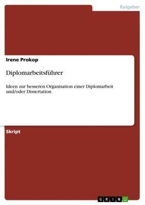 Diplomarbeitsführer, Irene Prokop