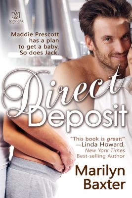 Direct Deposit, Marilyn Baxter