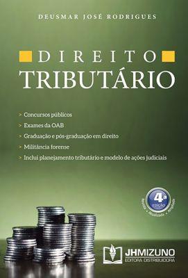 Direito Tributário, Deusmar José Rodrigues