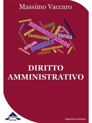 Diritto Amministrativo, Massimo Vaccaro