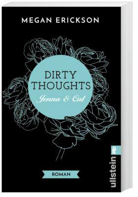 Dirty Thoughts - Jenna & Cal - Megan Erickson |