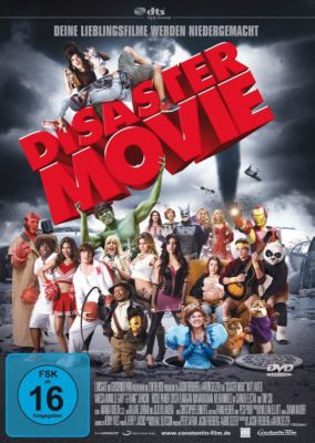 Disaster Movie, Jason Friedberg, Aaron Seltzer