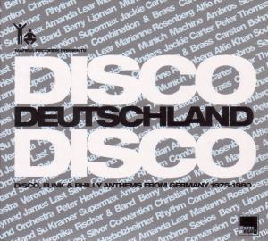 Disco Deutschland Disco 1975, Diverse Interpreten