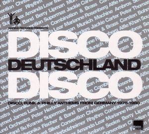 Disco Deutschland Disco 1975-1980 (Vinyl), Diverse Interpreten