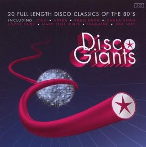 Disco Giants, Diverse Interpreten