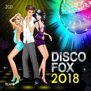 Discofox 2018, Diverse Interpreten