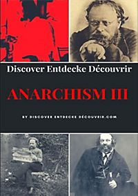 Discover Entdecke Decouvrir Anarchism III