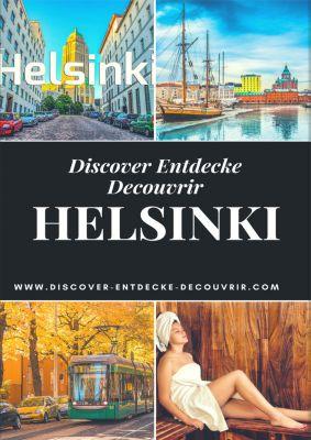 Discover Entdecke Decouvrir Helsinki, Heinz Duthel