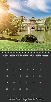 Discover Madrid (Wall Calendar 2019 300 × 300 mm Square) - Produktdetailbild 2