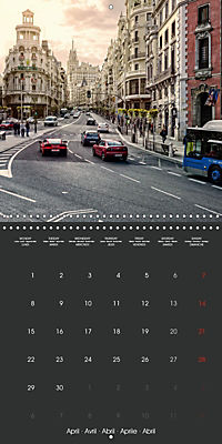 Discover Madrid (Wall Calendar 2019 300 × 300 mm Square) - Produktdetailbild 4