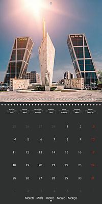 Discover Madrid (Wall Calendar 2019 300 × 300 mm Square) - Produktdetailbild 3