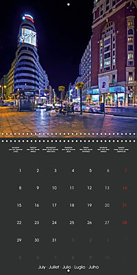 Discover Madrid (Wall Calendar 2019 300 × 300 mm Square) - Produktdetailbild 7
