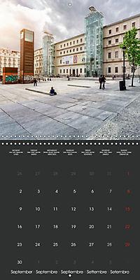 Discover Madrid (Wall Calendar 2019 300 × 300 mm Square) - Produktdetailbild 9