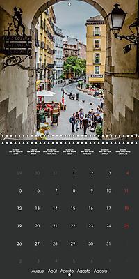 Discover Madrid (Wall Calendar 2019 300 × 300 mm Square) - Produktdetailbild 8