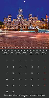 Discover Madrid (Wall Calendar 2019 300 × 300 mm Square) - Produktdetailbild 12