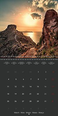 Discover Santorini (Wall Calendar 2019 300 × 300 mm Square) - Produktdetailbild 3