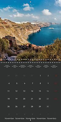 Discover Santorini (Wall Calendar 2019 300 × 300 mm Square) - Produktdetailbild 11