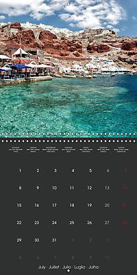Discover Santorini (Wall Calendar 2019 300 × 300 mm Square) - Produktdetailbild 7