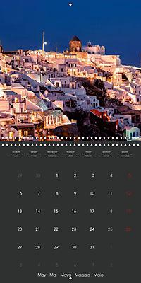 Discover Santorini (Wall Calendar 2019 300 × 300 mm Square) - Produktdetailbild 5