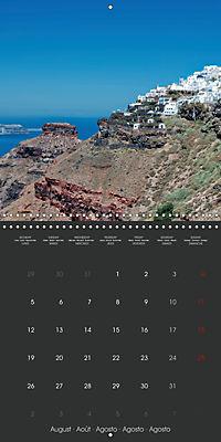 Discover Santorini (Wall Calendar 2019 300 × 300 mm Square) - Produktdetailbild 8