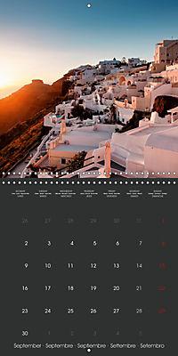Discover Santorini (Wall Calendar 2019 300 × 300 mm Square) - Produktdetailbild 9