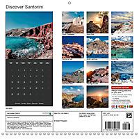 Discover Santorini (Wall Calendar 2019 300 × 300 mm Square) - Produktdetailbild 13